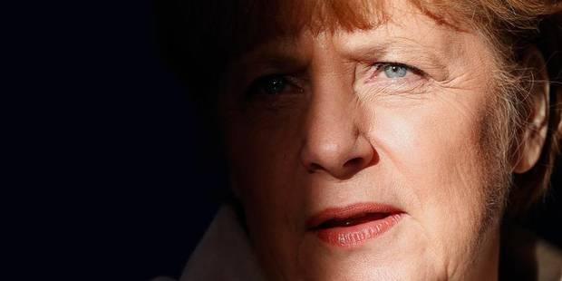 Merkel demande à Ianoukovitch un retrait des lois contre les manifestations - La Libre