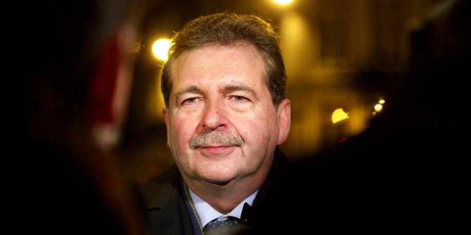 """Vervoort: """"Un péage intra-muros serait destructeur pour notre économie"""""""