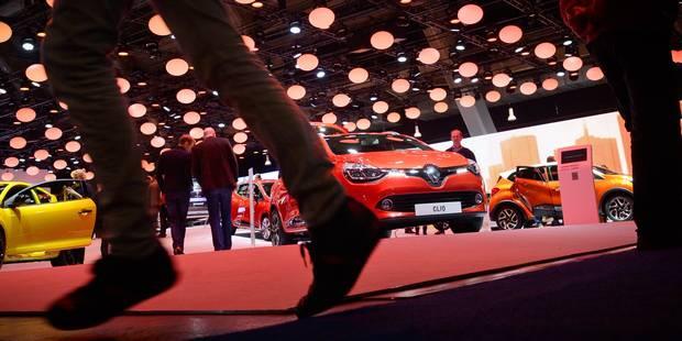 Lassé par la crise, l'automobiliste a retrouvé au Salon le goût de l'achat - La Libre