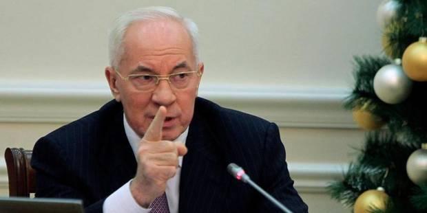 Ukraine: Ianoukovitch accepte la démission du Premier ministre - La Libre