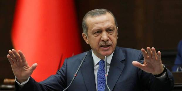 Turquie: Erdogan va supprimer les tribunaux qui ont jugé ses officiers - La Libre