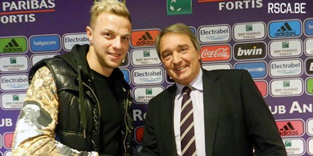 Accord pour le transfert de Pollet à Anderlecht - La Libre