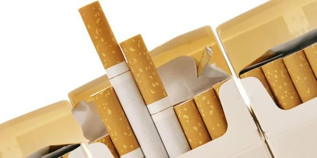 Dix-huit millions de cigarettes illégales saisies par les douanes belges - La Libre