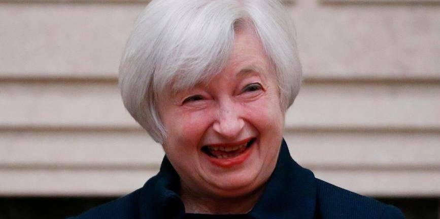 Janet Yellen intronisée à la tête de la Fed