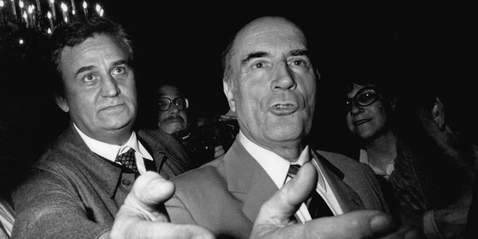 Mitterrand: zizanie en famille