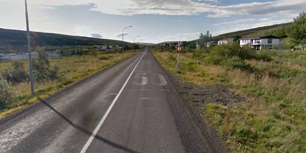 Une voiture Google se photographie en excès de vitesse en Islande
