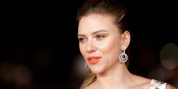 Scarlett Johansson va recevoir un César d'honneur - La Libre