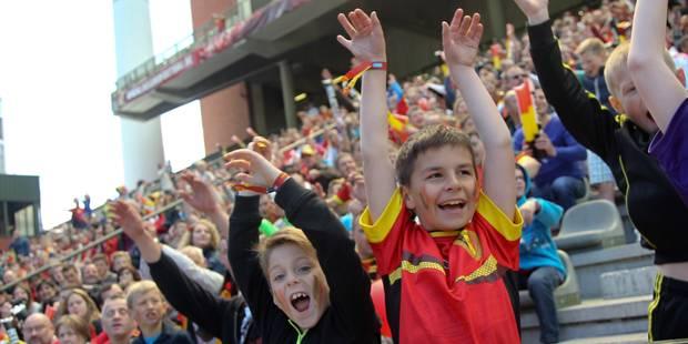Belgique-Côte d'Ivoire déjà sold-out au Stade Roi Baudouin - La Libre