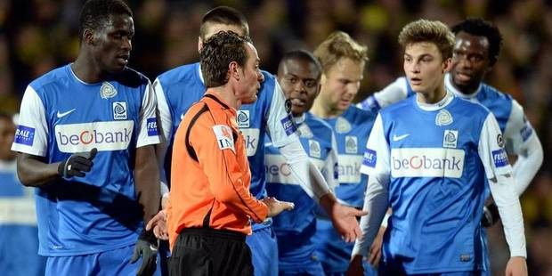 Genk regagne enfin, victoire cruciale pour Waasland - La Libre