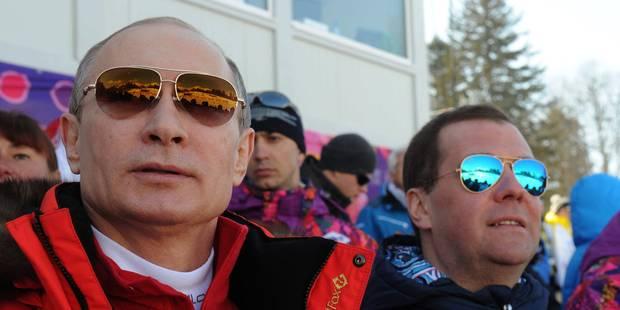 La Russie accuse les médias étrangers de déformer la réalité - La Libre