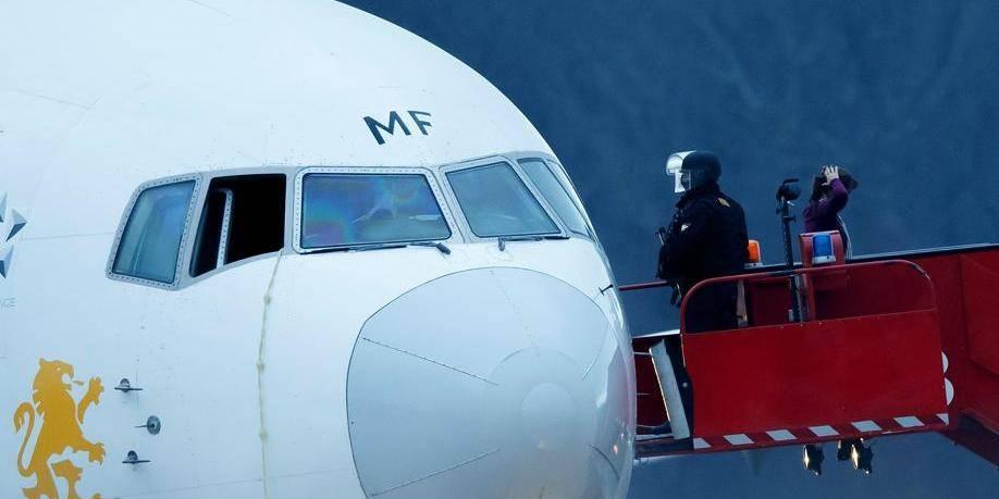 Détourner un avion en Suisse? D'accord, mais pendant les heures de bureau
