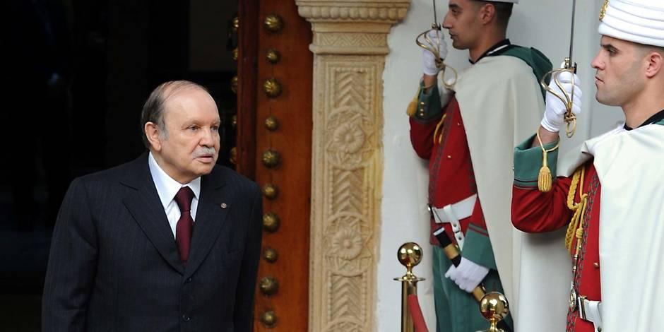 Algérie: Bouteflika officiellement candidat à la présidentielle