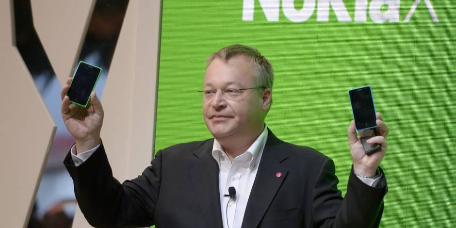 Nokia lance des mobiles Android