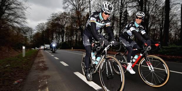 """Boonen: """"Je suis au niveau que j'avais en 2012"""" - La Libre"""
