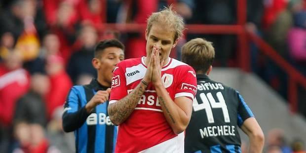 Le Club de Bruges fond sur le Standard (1-0) - La Libre