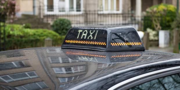 Evaluation des contrôles des taximen bruxellois amorcée - La Libre