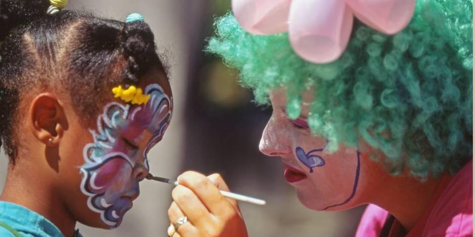 Toxique le maquillage pour enfants ?