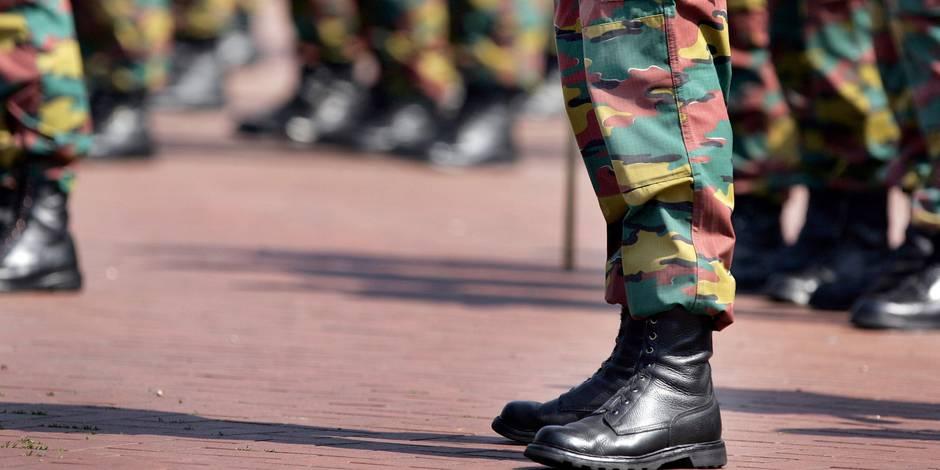 1 100 plaintes pour harcèlement en 5 ans à l'armée - La Libre