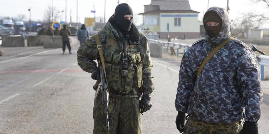 Crimée: L'OSCE fait demi-tour après des tirs de sommation