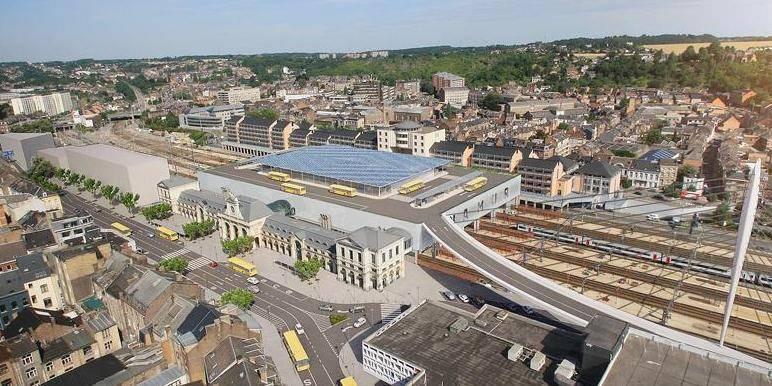 Namur ne veut pas perdre le Nord