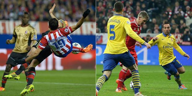 Le Bayern et l'Atletico qualifiés pour les quarts - La Libre