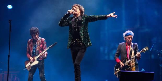 Les Rolling Stones en Belgique fin juin - La Libre