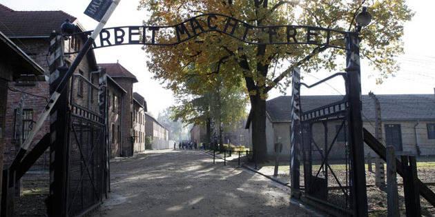 Auschwitz: Découverte de plaques ayant servi à tatouer les prisonniers