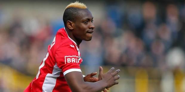 Paul-José Mpoku resigne au Standard jusqu'en 2018 - La Libre