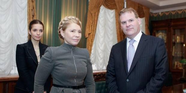 Ukraine: la ligne dure de Timochenko face à la Russie - La Libre