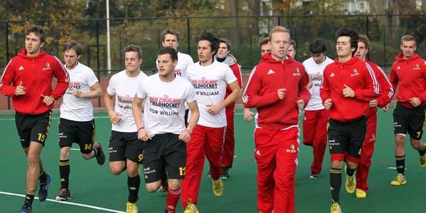 Hockey U21: défaite 2-3 de la Belgique contre les Pays-Bas - La Libre