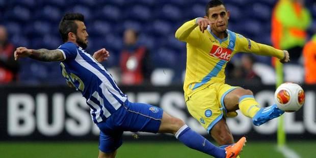 Europa League: Defour et Porto défieront Séville en quarts - La Libre
