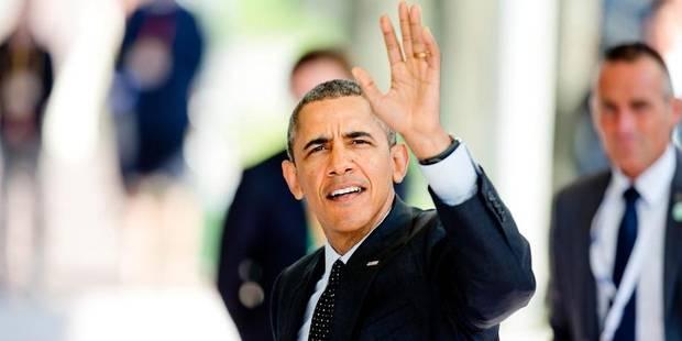 Pour Bruxelles, Obama ne coûte pas plus cher que la Coupe de Belgique - La Libre