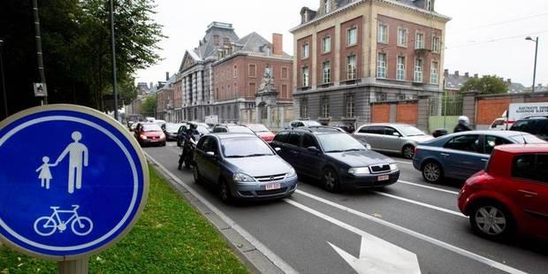 Les bouchons, calvaire des entreprises à Bruxelles - La Libre