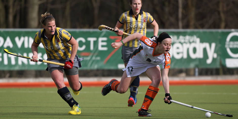 Hockey : la saison Dames en chiffres - La Libre