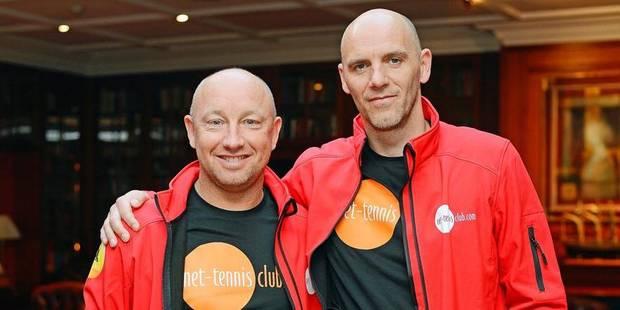 Plongée avec Hoferlin au coeur du tennis anglais - La Libre