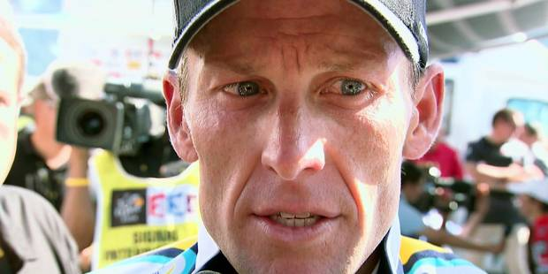 Dopage: Sous serment, Lance Armstrong charge Bruyneel - La Libre