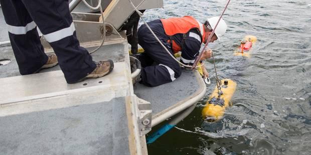 Vol MH370: le robot va redescendre après une 1re mission avortée - La Libre