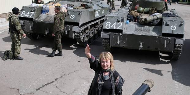 Ukraine: réunion à Genève pour tenter de dénouer la crise - La Libre