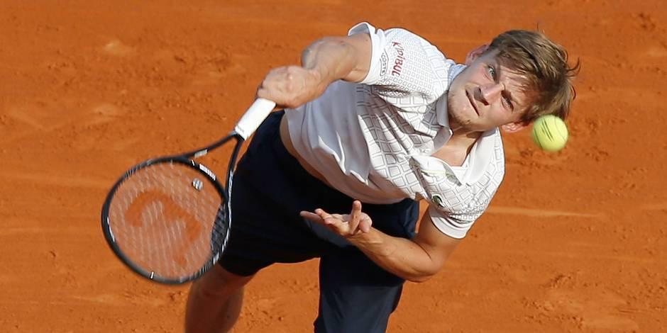 Tennis: David Goffin retrouve sa place dans le top 100