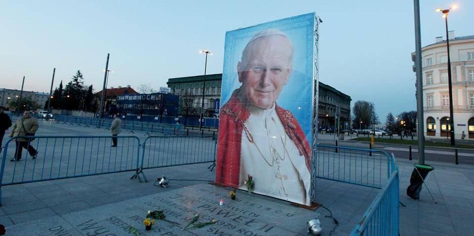 Les ombres à la canonisation de Jean-Paul II
