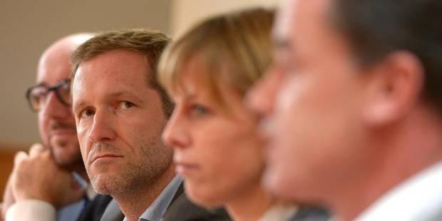 A la nouvelle ville de Lutgen, les autres présidents de parti préfèrent rénover le bâti - La Libre