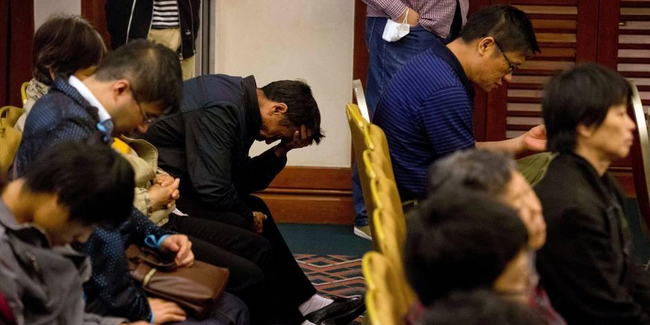 Malaysia Airlines cesse de payer l'hôtel pour les proches des passagers
