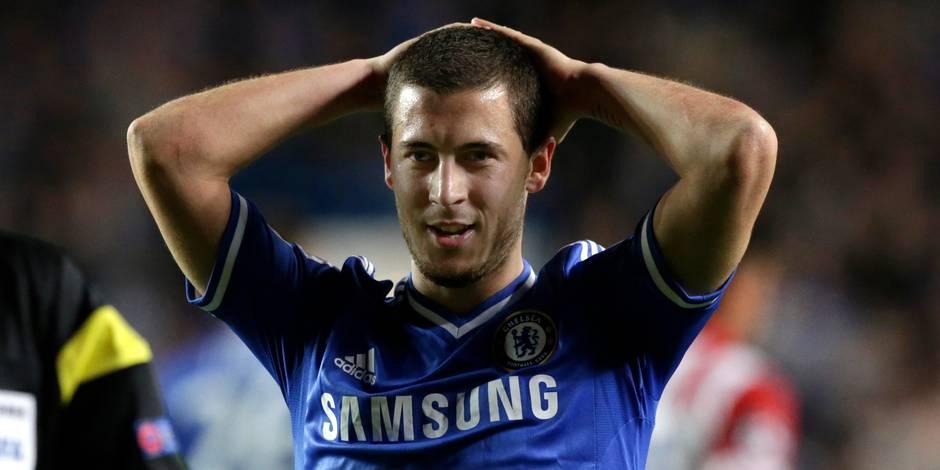 Mourinho tacle Hazard, son implication et sa défense
