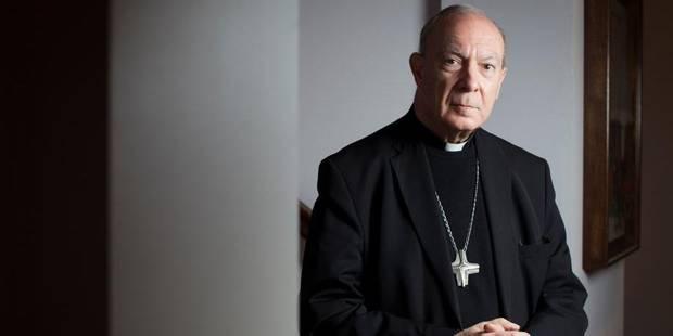 Mgr Léonard a plié devant l'abbé Alliët - La Libre