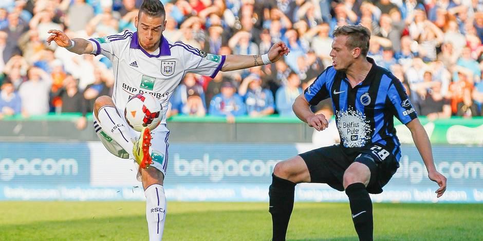 La vie continue à Anderlecht et au Standard malgré l'immense pression