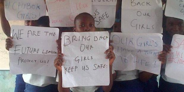 #BringBackOurGirls, la toile se mobilise pour les Nigérianes kidnappées - La Libre