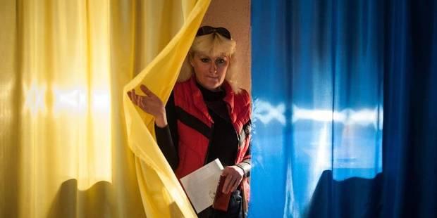 Référendum et affrontements dans l'est de l'Ukraine - La Libre