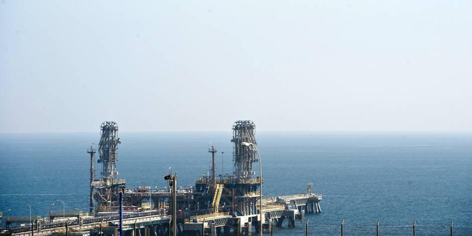 GDF Suez inaugure au Chili un réservoir GNL