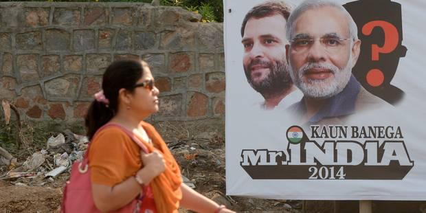 """Inde: les nationalistes hindous promettent une """"nouvelle ère"""" - La Libre"""