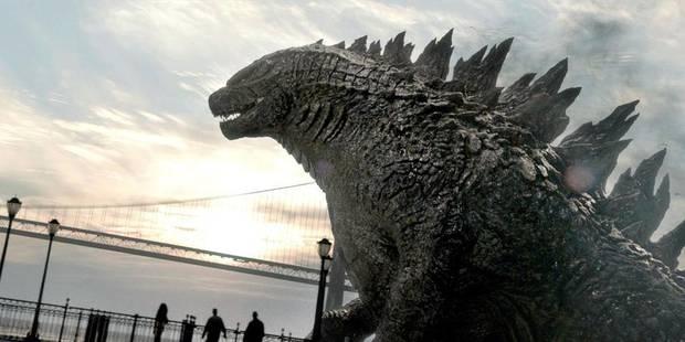 """Godzilla"" écrase le box-office nord-américain - La Libre"